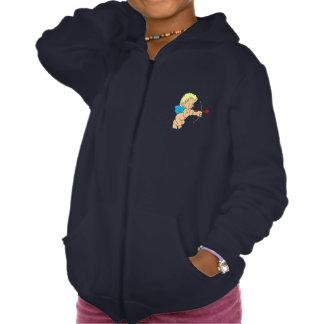 "sweatshirt marine ""Cupid """