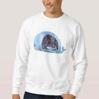 sweatshirt whale