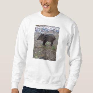 Sweatshirt with Javelina