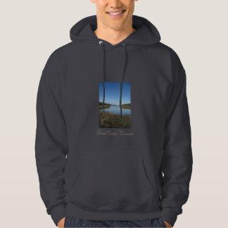 Sweatshirt with Original Photos from Vermont