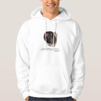 Sweatshirt with Rat by Rattie World O' Comfort