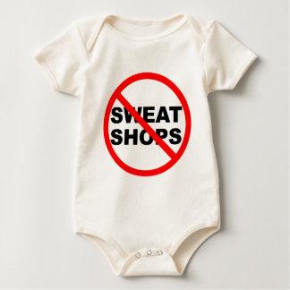 SWEATSHOPS emblem Clothing Accessories Home Baby Bodysuits