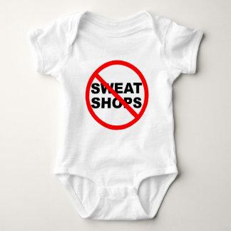 SWEATSHOPS emblem Clothing Accessories Home Shirts