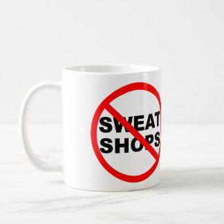 SWEATSHOPS Mug
