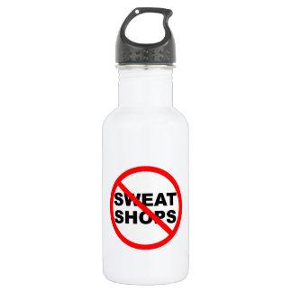SWEATSHOPS STAINLESS STEEL WATER BOTTLE