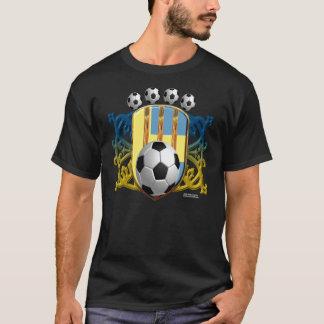 Swede Soccer Power Men's Dark T-Shirt