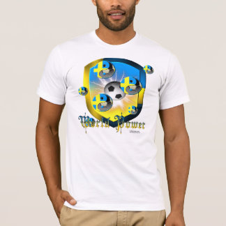 Swede World Power Men's T-Shirt