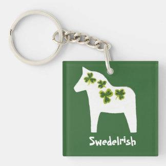 SwedeIrish Key Chain