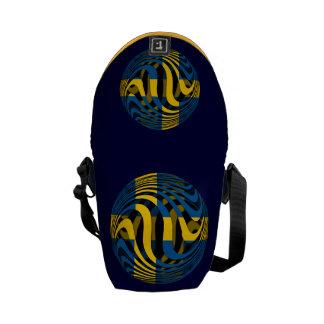 Sweden #1 courier bag