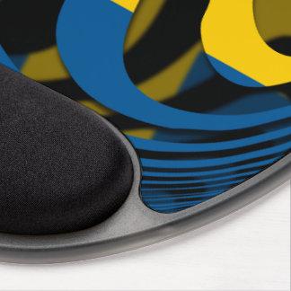 Sweden #1 gel mouse pad