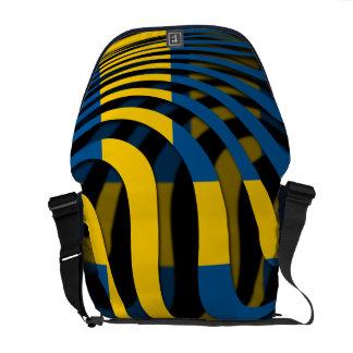 Sweden #1 messenger bag