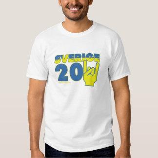 Sweden 2011 , Sverige Shirt