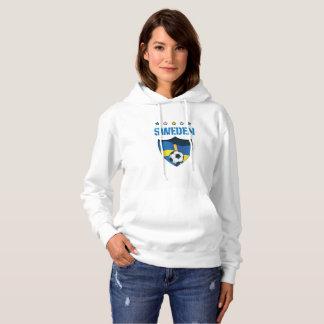 Sweden 2018 World Football 2018 - Sweden Hoodie