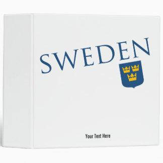 Sweden and Crest Vinyl Binders