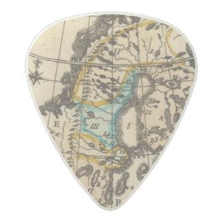 Sweden and Finland Acetal Guitar Pick