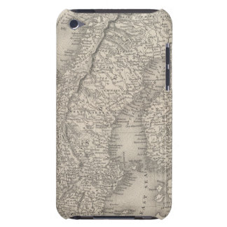 Sweden and Norway 4 Barely There iPod Case