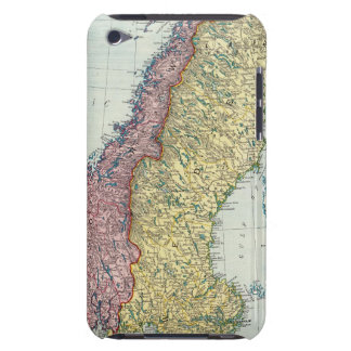 Sweden and Norway 5 iPod Touch Case-Mate Case