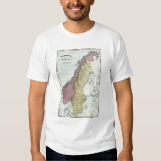 Sweden and Norway 5 T Shirt