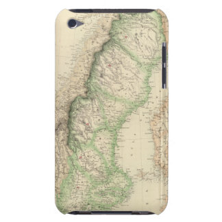 Sweden and Norway 7 iPod Touch Cases