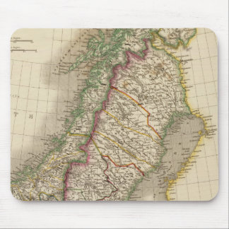 Sweden and Norway 8 Mousepad