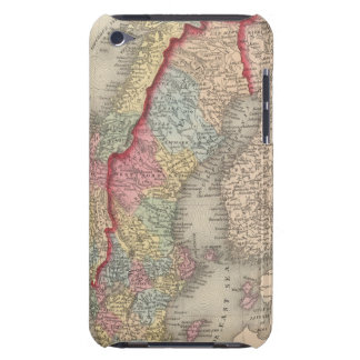 Sweden and Norway Barely There iPod Covers