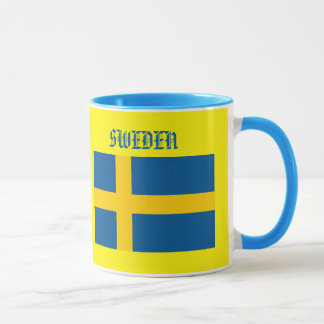 Sweden - Angermanland Custom Mug