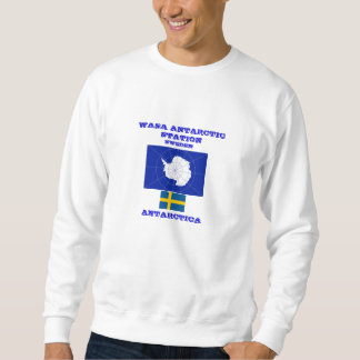Sweden - Antarctica Research Station Shirt