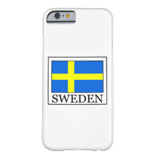 Sweden Barely There iPhone 6 Case