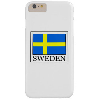 Sweden Barely There iPhone 6 Plus Case