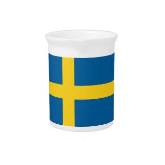 sweden beverage pitcher
