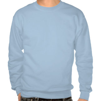Sweden Brush Flag Pullover Sweatshirt