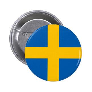Sweden Button