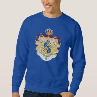 Sweden Coat of Arms Sweatshirt