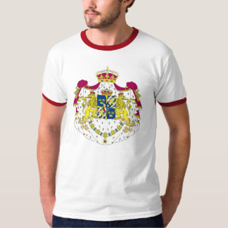 Sweden -  Coat of Arms T-Shirt