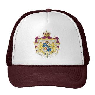 Sweden Coat of Arms Trucker Hat