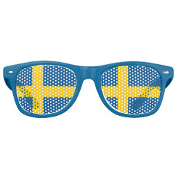 Sweden - Colorful Fun Shades