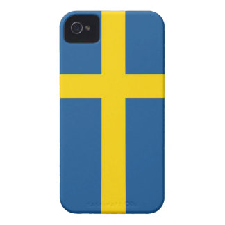 sweden country flag case iPhone 4 Case-Mate case