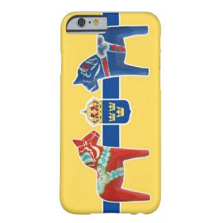 Sweden Dala Coat of Arms iPhone 6 Case