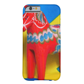 Sweden Dala Horse Barely There iPhone 6 Case
