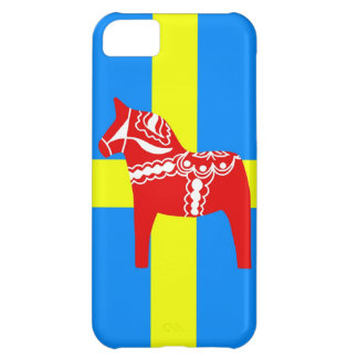 Sweden Dala Horse iPhone 5C Case