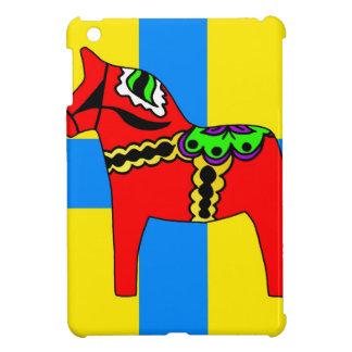 Sweden Dala Horse iPad Mini Case