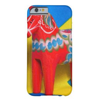 Sweden Dala Horse iPhone 6 Case