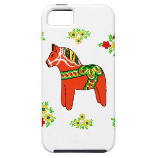Sweden Dala Horse iPhone SE/5/5s Case