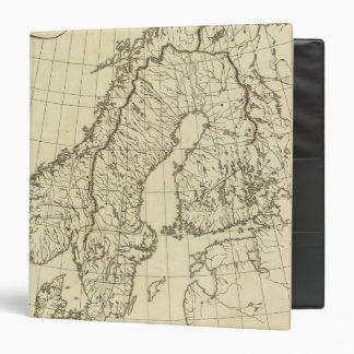 Sweden, Denmark, Norway outline Binder