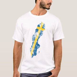 Sweden Distressed shirt