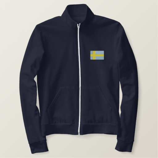 Sweden Embroidered Jacket