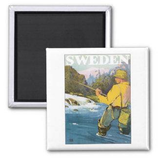 Sweden Fishing Magnets