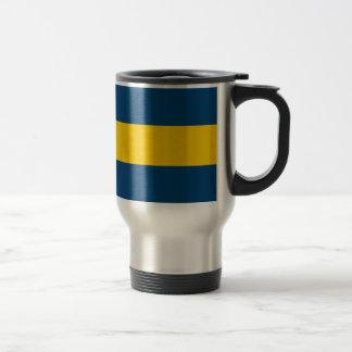 Sweden Flag 15 Oz Stainless Steel Travel Mug