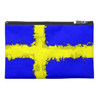 SWEDEN FLAG Accessory Bag