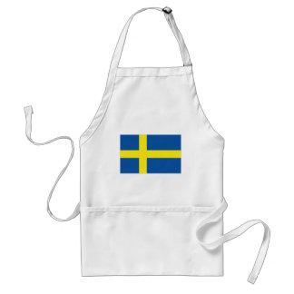 Sweden Flag Apron